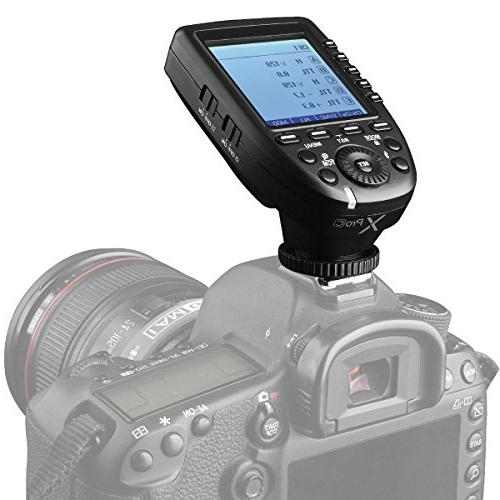 Godox Flash Trigger Large 5 Group Buttons 11