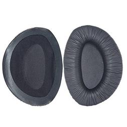 leather Ear Cushions Spare Replacement Ear Pads for Sennheis