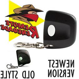 Linear Compatible Firefly 310LID21K Keychain Remote 310MHz 8