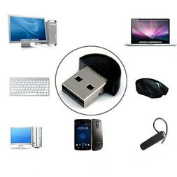 Mini USB Bluetooth 4.0 CSR4.0 Adapter Dongle for PC LAPTOP W