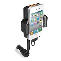 Naztech N3005 Car Mount System for iPhone and iPod - RTL