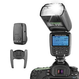 Neewer NW580 Wireless Flash Speedlite with Transmitter for H