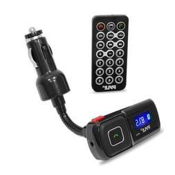 Pyle PBT94 Bluetooth Hands Free FM Radio Transmitter with US