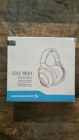Sennheiser RF Wireless Headphone For RS 165 System - Black