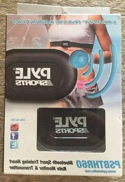 PYLE SPORTS PSBTHR60 Bluetooth Sports Training Heart Rate Mo