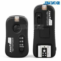 PIXEL TF-363 Wireless Remote Flash Trigger Transmitter+Recei