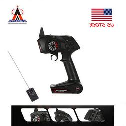 GoolRC 2.4G 3CH AFHS Radio Remote Control Transmitter with R