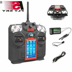 Flysky Touch Screen RC Radio Transmitter for RC Radio Drones