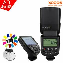 Godox TT600S 2.4G Camera Flash Xpro-S TCM Transmitter F Sony