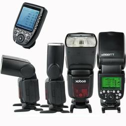 Godox TT685N 2.4G TTL HSS Camera Flash Speedlite Xpro-N Tran