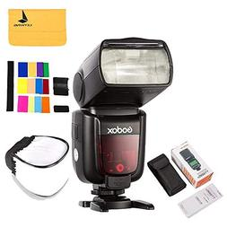 Godox TT685S TTL Camera Flashes Speedlite X1T-S Honeycomb Fo