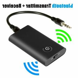 US bluetooth 5.0 Transmitter and Receiver 2-in-1 Wireless 3.