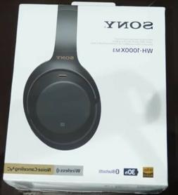 Sony WH1000XM3 Wireless Industry Leading Noise Canceling Ove