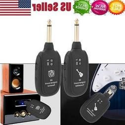 Wireless Audio Transmission Set with Receiver Transmitter  f