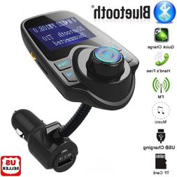 wireless bluetooth fm transmitter radio
