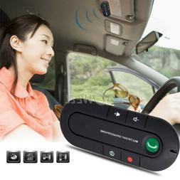 Universal Wireless Handsfree Car Auto Kit Speakerphone Speak
