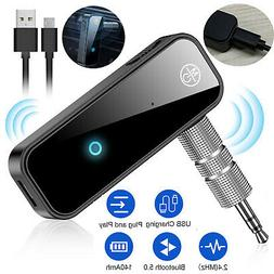 USB Wireless Bluetooth 5.0 Transmitter Receiver 2in1 Audio A