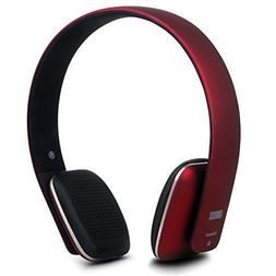 Wireless Headphones - Cordless Bluetooth Headset with Microp