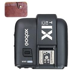 Godox X1T-C 2.4G Wireless Flash Trigger Transmitter for Cano
