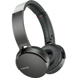 Sony XB650BT Extra Bass Bluetooth Headphones - Stereo - Blac