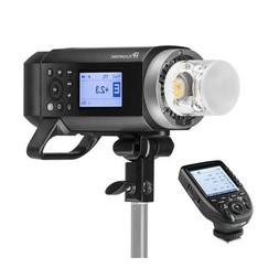 Flashpoint XPLOR 400PRO TTL R2 Battery-Powered Monolight wit