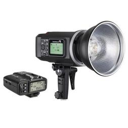 Flashpoint XPLOR 600 HSS Battery-Powered Monolight For Nikon