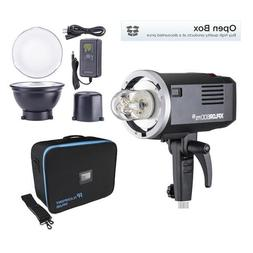 Flashpoint XPLOR 600 TTL HSS Battery-Powered Monolight Open