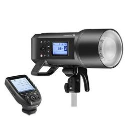 Flashpoint XPLOR 600PRO HSS Battery-Powered Monolight with B