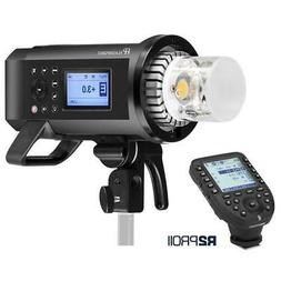 Flashpoint XPLOR 600PRO HSS Battery-Powered Monolight With R