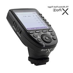 Godox xpro Xpro-S XPros TTL Wireless Flash Trigger 1/8000s 1