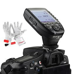 Godox Xpro-S for Sony TTL Wireless Flash Trigger 1/8000s HSS