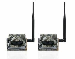Olymbros Z3 Extra Transmitters 2 Pack for Original Trail Mon