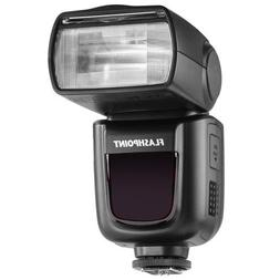 Flashpoint Zoom Li-on Manual R2 On-Camera Flash Speedlight