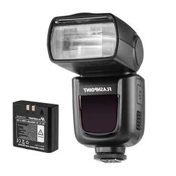 Flashpoint Zoom Li-on R2 TTL On-Camera Flash Speedlight For