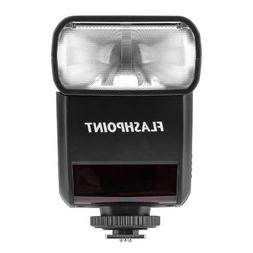 Flashpoint Zoom-Mini TTL R2 Flash for Olympus and Panasonic
