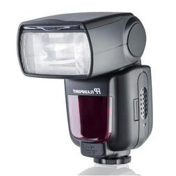 Flashpoint Zoom R2 Manual Flash with Integrated R2 Radio Tra